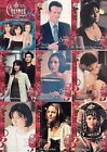 CHARMED SEASON 1 ONE 2000 INKWORKS COMPLETE BASE CARD SET OF 72 TV