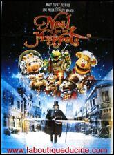 NOEL CHEZ LES MUPPETS Affiche Cinéma /  Movie Poster OZ