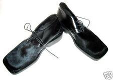 STEEPLE GATE Impulse shoes ankle boot horse hair sz 7