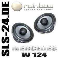 RAINBOW 231240 IL-X4.7 MB Mercedes Benz E-Klasse W124 Front LAUTSPRECHER 100W