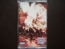 Busta Rhymes - E.L.E. The Final World Front AUDIO CASSETTE Sealed, BG edition