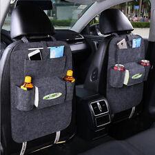 Voiture Auto SEAT ORGANISEUR Arrière Poches Multiples Sac De Rangement