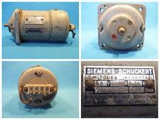 Gleichstromgenerator PG1,8a von Siemens-SCHUCKERT. LgNr. W1058