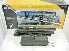 K-Line O Gauge K3715-1603W C & O Allegheny Steam Locomotive & Tender AWESOME!