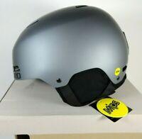 GIRO Ledge MIPS Adult Sz M Meduim Snow Sports Helmet Matte Titaniumw box