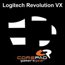 Corepad Skatez Logitech Revolution VX Replacement Teflon® mouse feet Hyperglide
