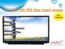 72% high gamut Laptop IPS led  screen LP140WF3-SPD1 fit B140HAN01.3Thinkpad L460
