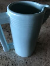 """Impossible To Find METLOX POTTERY Extreme Art Deco Creamer Pitcher 4.625"""""""