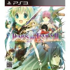 Used PS3 Tears to Tiara2: Descendants of Overlord Japan Import