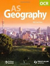 OCR AS Geography: Textbook, Raw, Michael Mixed media product Book