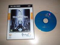 DEUS EX PC GAME PC CD-ROM FREE P&P FAST DISPATCH