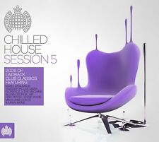 VARIOUS ARTISTS - Chilled House Session 5 CD *NEW & SEALED