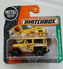 Toyota Land Cruiser FJ40 by Matchbox new in packet