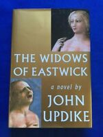 THE WIDOWS OF EASTWICK - FIRST EDITION SIGNED BY JOHN UPDIKE