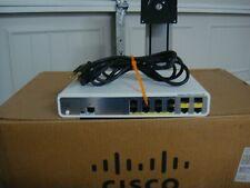 Cisco Catalyst 3560C-8PC-S 8-Port PoE Gigabit Switch