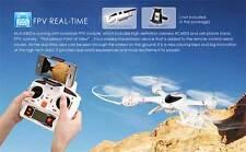 RC DRONE  QUADRICOTTERO  MJX X400-V2 FPV telecamera Wifi C4005 Iphone Android