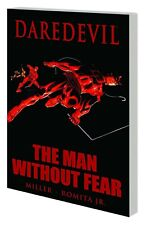 DAREDEVIL: THE MAN WITHOUT FEAR TPB Frank Miller Marvel Comics TP