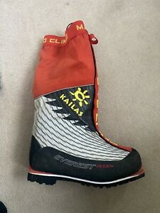 KAILAS Everest mountaineering boots 8000M