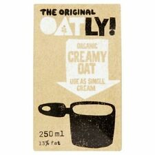 Oatly Creamy Oat Drink 250ml (Pack of 6)