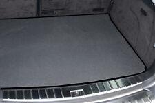 HONDA CR-V (2012 ONWARDS) DARK GREY TAILORED CARPET BOOT MAT WITH BLACK TRIM
