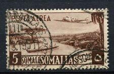 Somalia 1950-1 SG#253, 5s Air Used #A68730