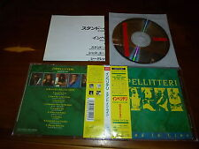 Impellitteri / Stand in Line JAPAN Graham Bonnet 25DP-5084 TB3