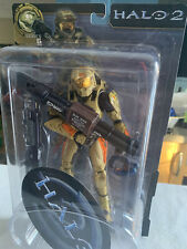 Halo 2 Joyride Series 6 Tan Spartan 2005⭐️⭐️⭐️Orange Variant⭐️⭐️⭐️