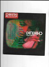 chikinki colored vinyl single titled ether radio