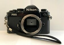 Nikon FM2 35mm SLR film camera (body only)