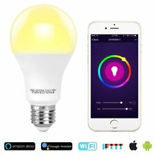 Beats LIFX (A21) Wi-Fi Smart LED Light Bulb, Adjustable, Multicolor, Dimmable