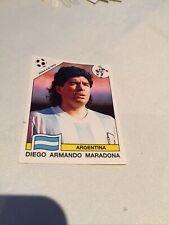 PANINI MARADONA FIFA WORLD CUP WM Italia 90 Sticker N. 128