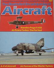 Encyclopedia of Aircraft Issue 137 Handley Page O/100 & O/400 cutaway drawing