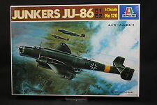 XX093 ITALERI 1/72 maquette avion 120 Junkers JU 86 E1-E2