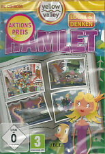 CD-ROM + Hamlet + Shakespeare + Logik & Denken + Rätsel + Kniffliges + Win7
