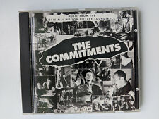 The Commitments - The Motion Picture Soundtrack - cd 1991 MCA - Made in Germany