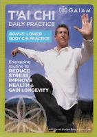 Tai Chi Daily Practice New DVD