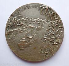 Medaille Argentinien -Für die Forschungsfahrt des Río Bermejo- 1911