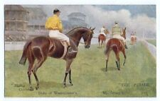 Horse Riding Pre - 1914 Printed Collectable Sport Postcards