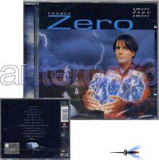 """RENATO ZERO """"AMORE DOPO AMORE"""" RARO CD - SIGILLATO"""