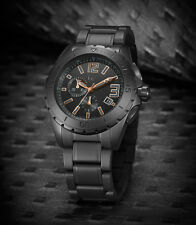 GUESS COLLECTION,SWISS MADE MEN'S CERAMIC CHRONOGRAPH WATCH, X76014G2S $750 75