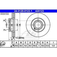 Bremsscheibe 24.0120-0123.1