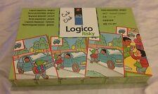 Logico Risky, Logical Sequence - Dangers (Educational Card Set)