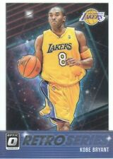 2018-19 Donruss Optic Retro Series #23 Kobe Bryant Los Angeles Lakers