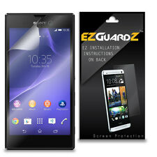 1X EZguardz LCD Screen Protector Shield HD 1X For Sony Xperia T3 (Ultra Clear)
