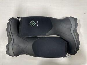 Muck ASP-000A Men's Arctic Sport Tall, Black Soft Toe (USED NO BOX)
