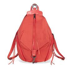 Rebecca Minkoff Julian Nylon Backpack - Blood Orange