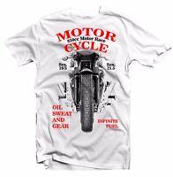 Biker Motorcyle Problem Solved funny Honda Yamaha Suzuki Kawasaki t-shirt 9331