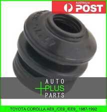 Fits TOYOTA COROLLA AE9_/CE9_/EE9_ - Dust Boot Brake Caliper Pin Slide Seal