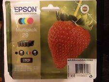 Epson 29 Multipack Strawberry, Genuine, New, T2986,  NEW/SEALED EXPIRY  2020