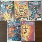 FANTASTIC FOUR 60 61 62 63 64 (Marvel 1998 Vol 3) Waid Wieringo Kesel VF+/NM